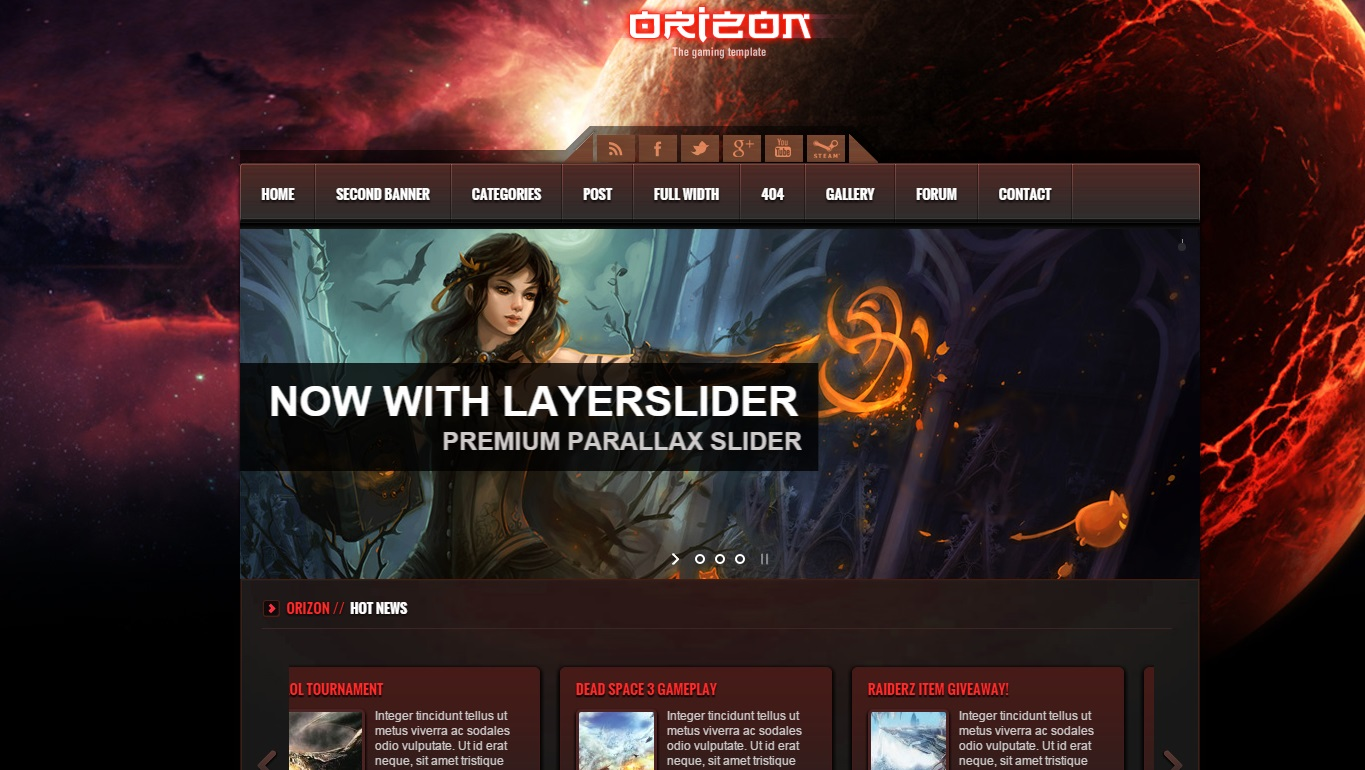 Top 7 WordPress Gaming Themes